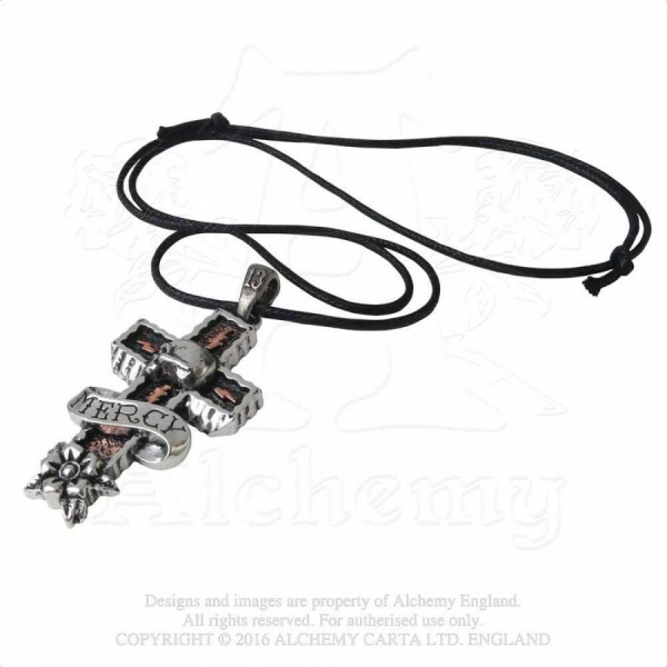 Bilde av Alchemy of England  Mercy Cross